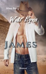 Buchcover Wolf Eyes James