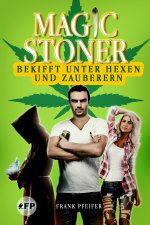 Buchcover Magic Stoner