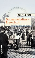 Buchcover Donaumelodien - Praterblut