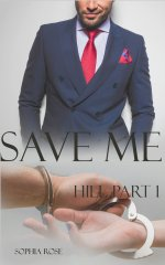 Buchcover Save Me Hill Part 1