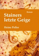 Buchcover Stainers letzte Geige