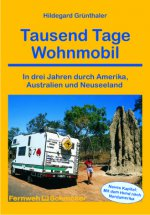 Buchcover Tausend Tage Wohnmobil