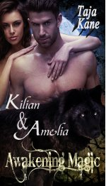 Buchcover Kilian & Amelia, Awakening Magic (Band 1)