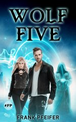 Buchcover Wolf Five