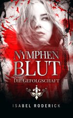 Buchcover Nymphenblut