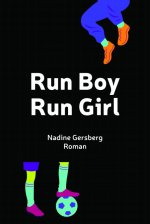 Buchcover Run Boy. Run Girl.