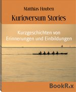 Buchcover Kurioversum Stories