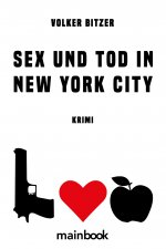 Buchcover Sex und Tod in New York City
