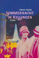 Buchcover Sommernacht in Kissingen