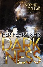 Buchcover Her fear & his darkness