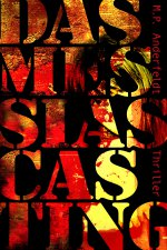Buchcover Das Messias Casting