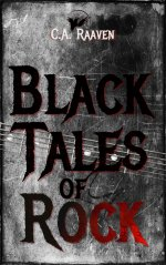 Buchcover Black Tales of Rock